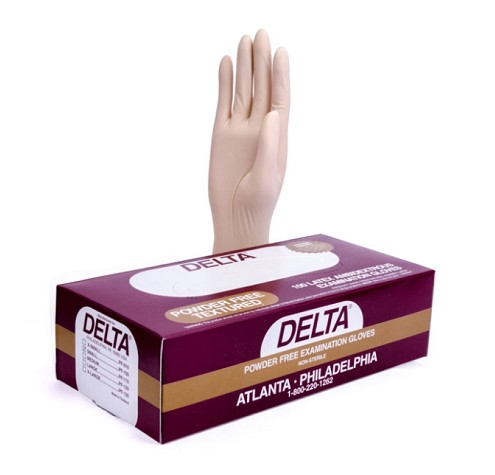 Powder free Latex exam glove PF-series